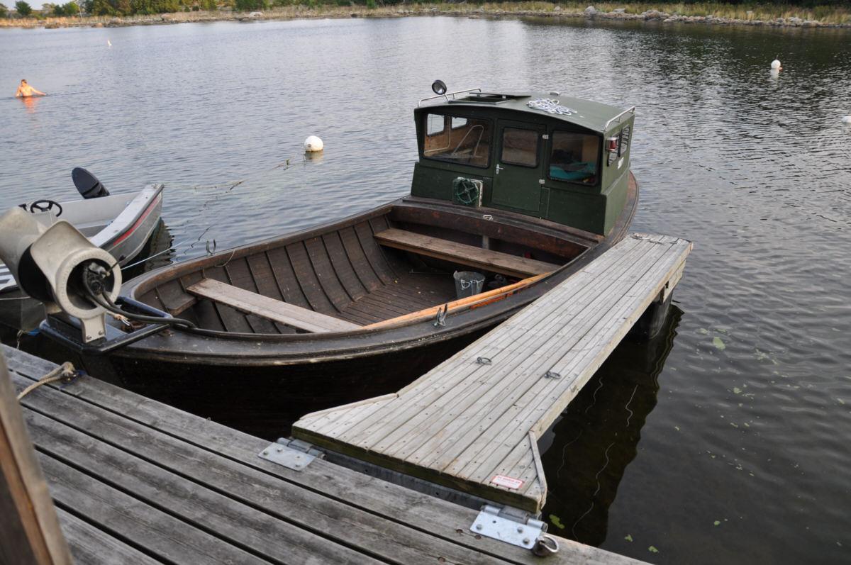 Tuffebåten 14/8