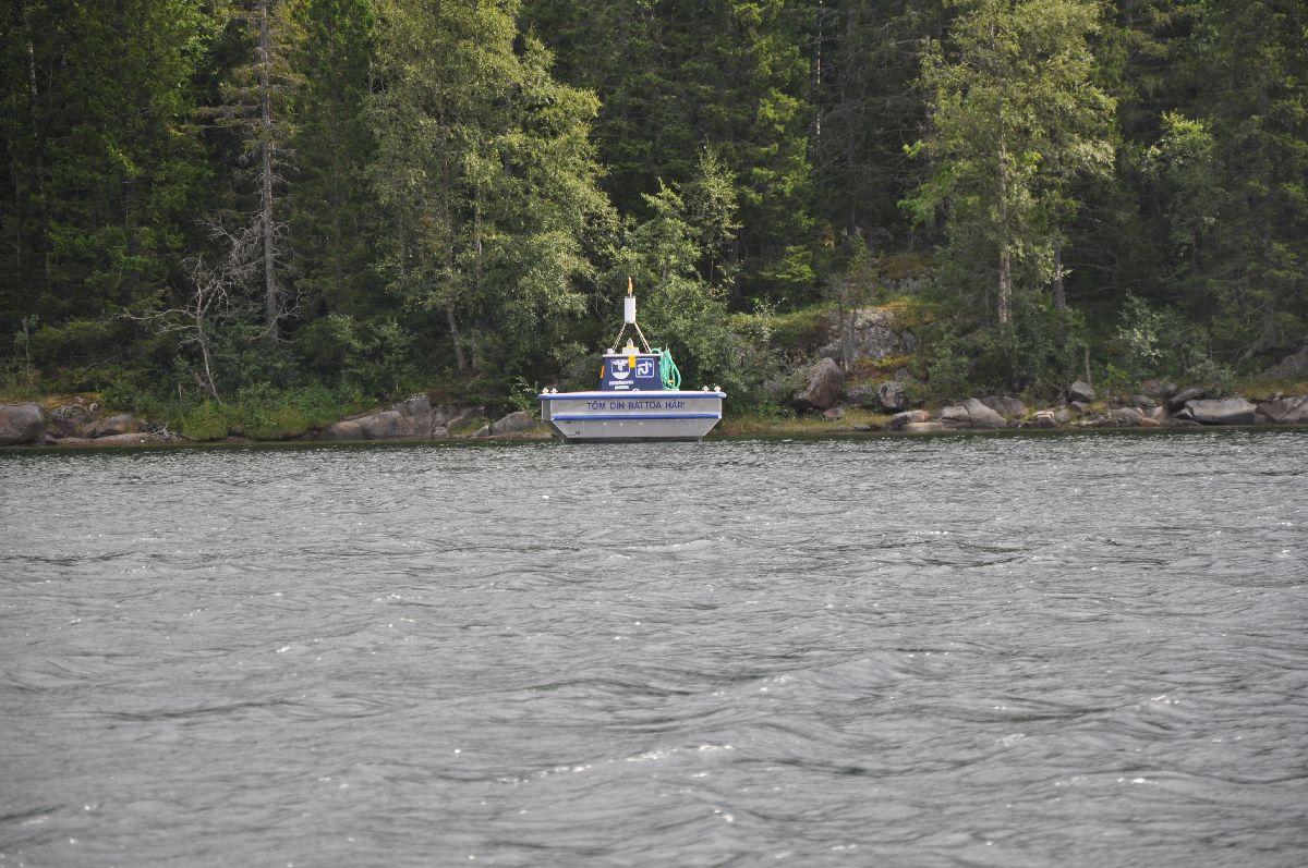 110811 Ulvön Das ist Dassbåt