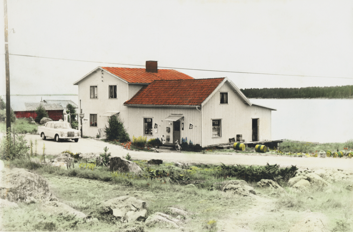 Affären ca 1960 IB